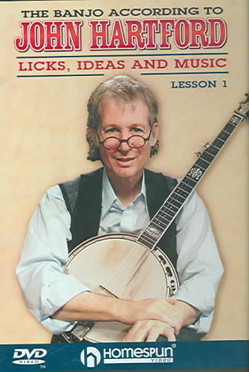 BANJO LESSONS VOL 1-2 (DVD)