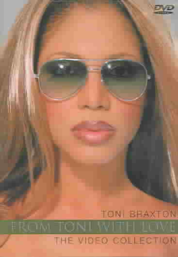 FROM TONI WITH LOVE THE VIDEO BY BRAXTON,TONI (DVD)