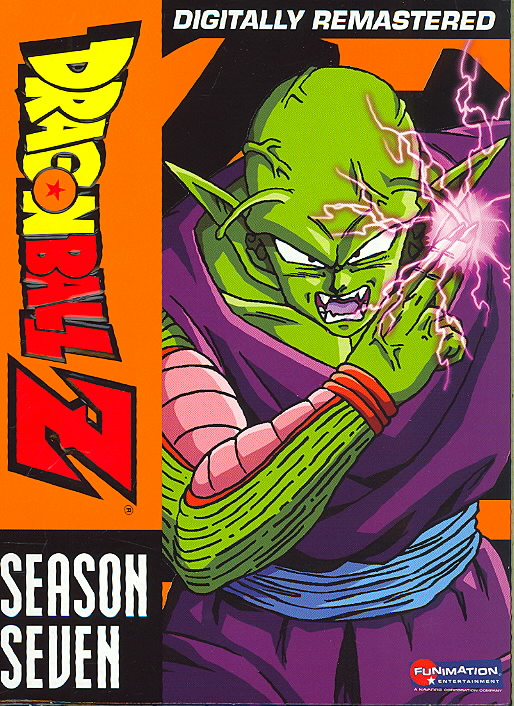 DRAGON BALL Z:SEASON 7 BY DRAGON BALL Z (DVD)
